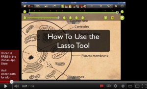 Doceri Lasso Tool