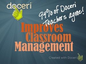 Doceri-Increase-Classroom-Management-2013