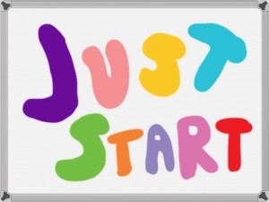 Just Start - Doceri Screencasting
