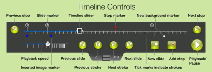 Timeline Controls