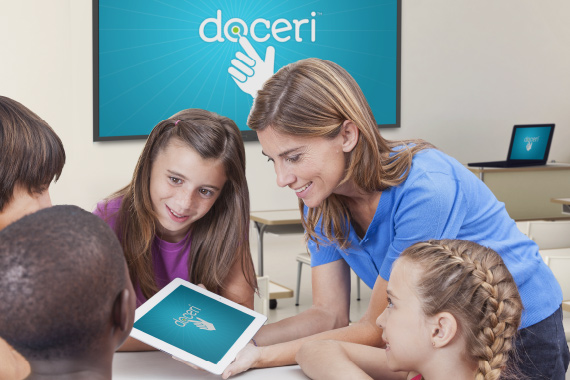 Doceri collab-classroom